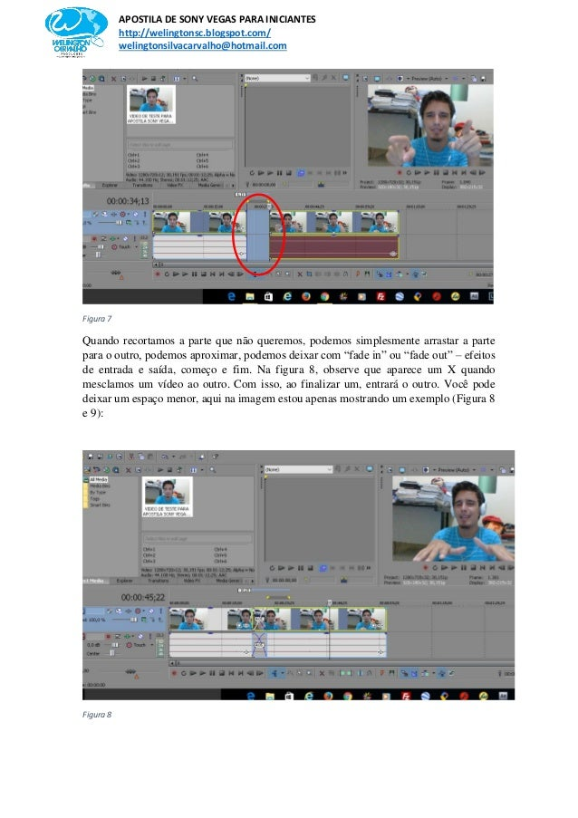 Sony Vegas Tutorial Pdf