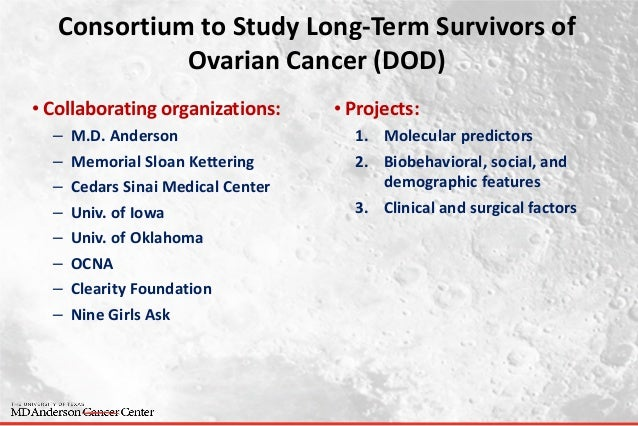 2014 Ovarian Cancer National Conference: Launching the Women's Cancer…