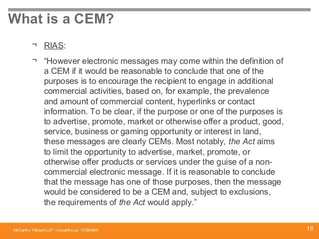 casl definition of existing business relationship