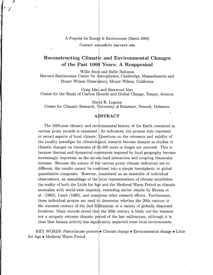 A Preprint for Energ & Environment (March 2003)                              Contact: ws on~cfa. harvard. edu           Re...
