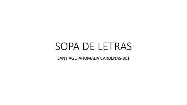 SOPA DE LETRAS SANTIAGO AHUMADA CARDENAS-801