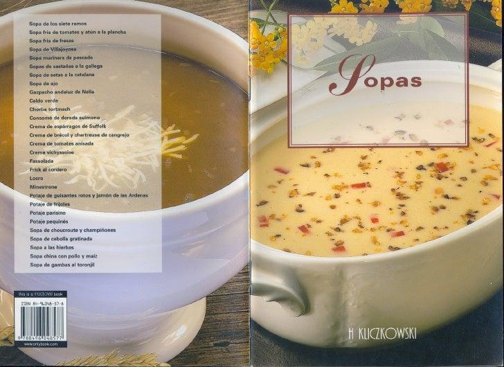 ~    Sopa de los siete ramos     Sopa fría de tomates y atúo a la plaocha     Sopa fría de fresas     S~      opa l11arioe...