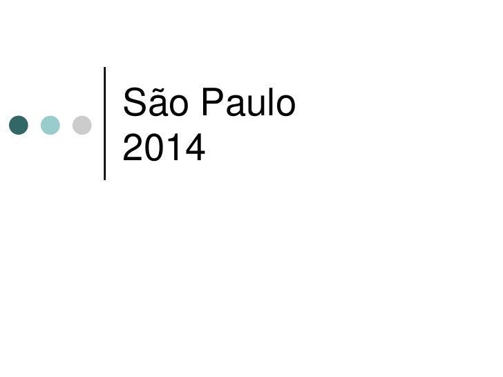 São Paulo2014