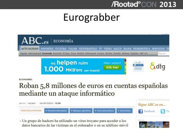 Sopelka VS Eurograbber