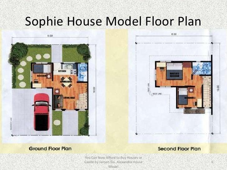 Alexandra House Model Floor Plan
