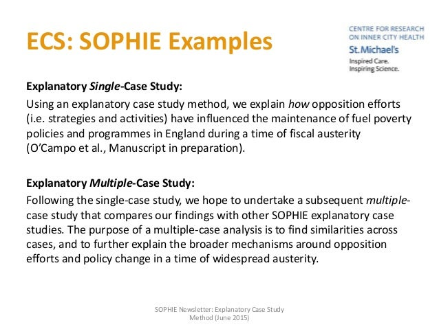example exploratory research Exploratory research can help in this instance differing mainly in design from descriptive research, exploratory research is used principally to gain a deeper understanding of something the design is far more flexible and dynamic than that of descriptive research.