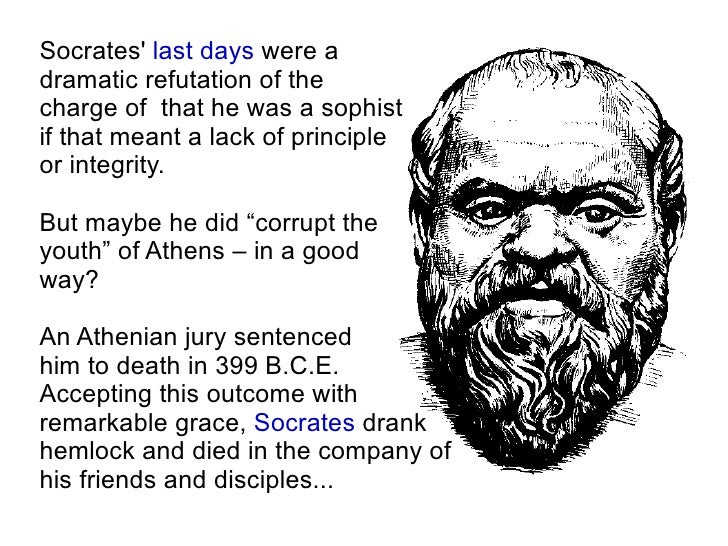 the pre socratics sophist and plato One of the problems in discussing socrates and confucius is that in both cases there are insurmountable difficulties in establishing primary sources the teachings of socrates are communicated to us almost entirely through the writings of his student plato, and we can't be sure exactly where.