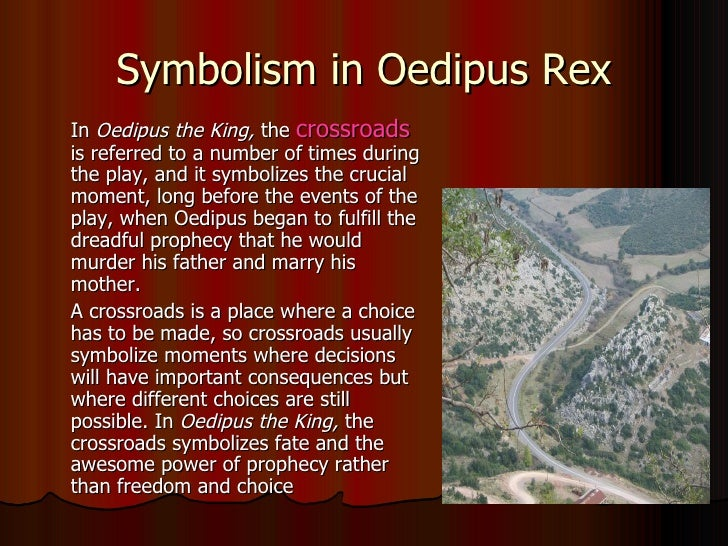 the importance of fate and predestiny in oedipus rex by sophocles The role of fate in the downfall of oedipus oedipus rex, sophocles tagged in the play `oedipus rex` fate plays an important role by controlling the.