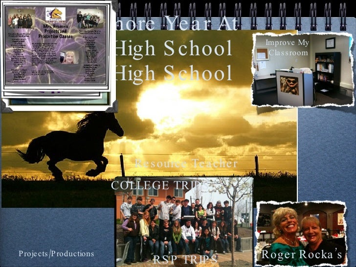 My Sophomore Year At  Minarets High School Minarets High School COLLEGE TRIPS Roger Rocka's Improve My  Classroom RSP TRIP...