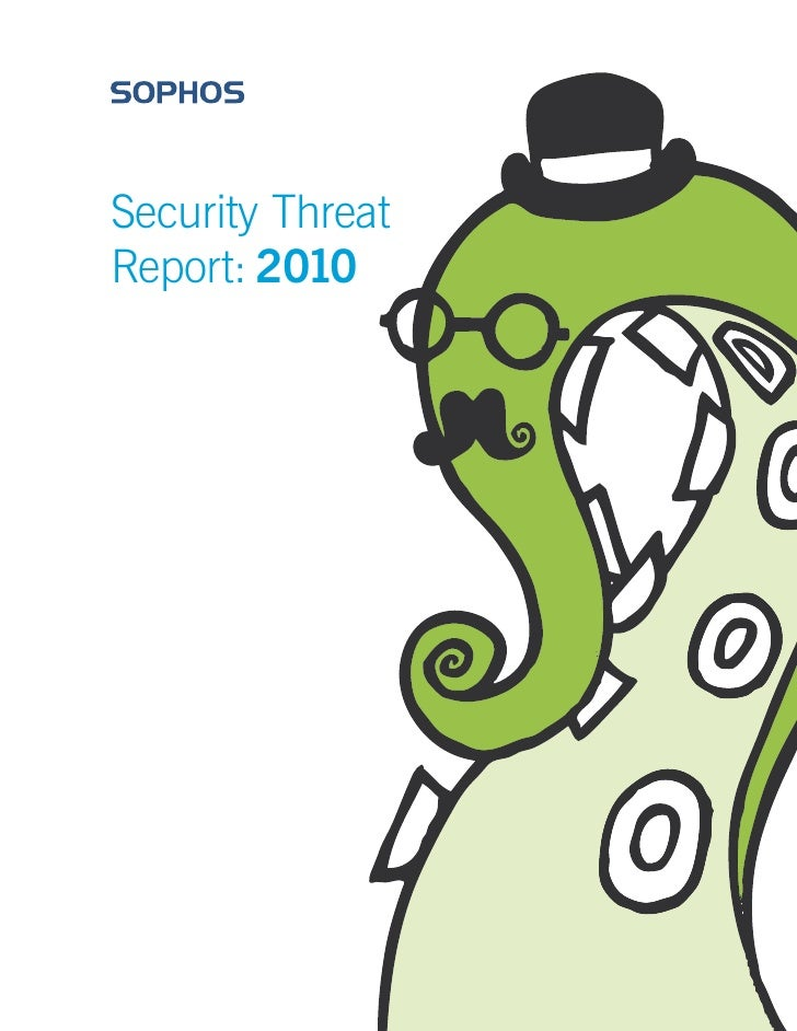 Security Threat Report: 2010