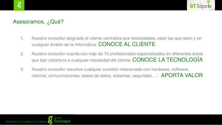 Soporte técnico Slide 3