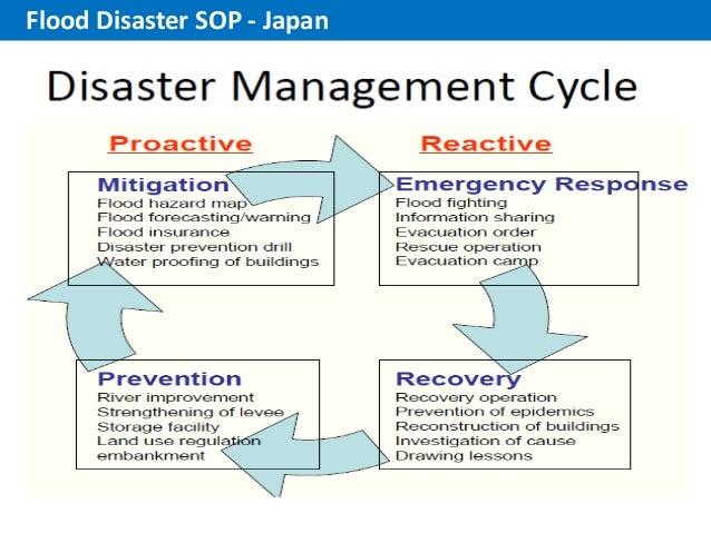 Standard Operating Procedure Sop Proposal For Flood