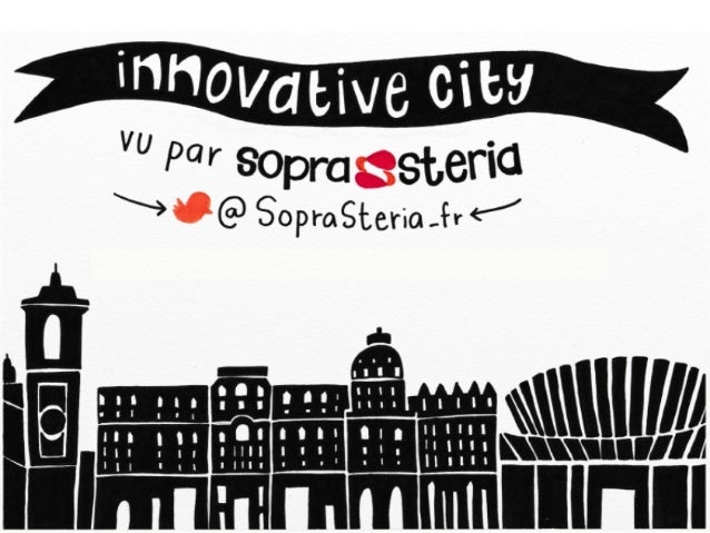 Innovative city avec Sopra Steria