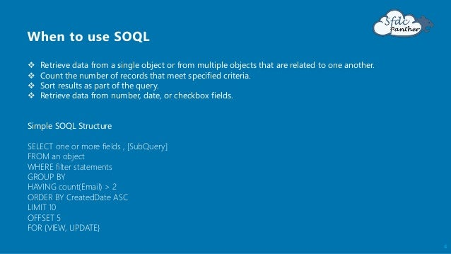 SOQL in salesforce || Salesforce Object Query Language