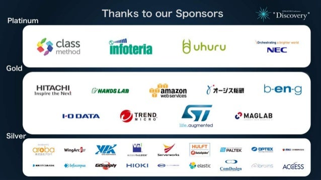 SORACOM Conference Discovery 2017 | キーノート〜IoTの最先端を探しに〜 Slide 3