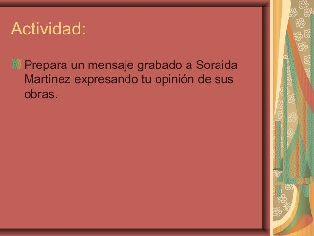 Soraida Martinez 2 Shop for artwork by soraida martinez. soraida martinez 2