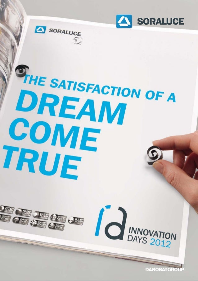 02. INDEXINDEXTHE SATISFACTION OF A DREAM COME TRUE .03MESSAGE OF THE MANAGEMENT .04INNOVATION TOUR .06NEW ADVANCED HEAD M...