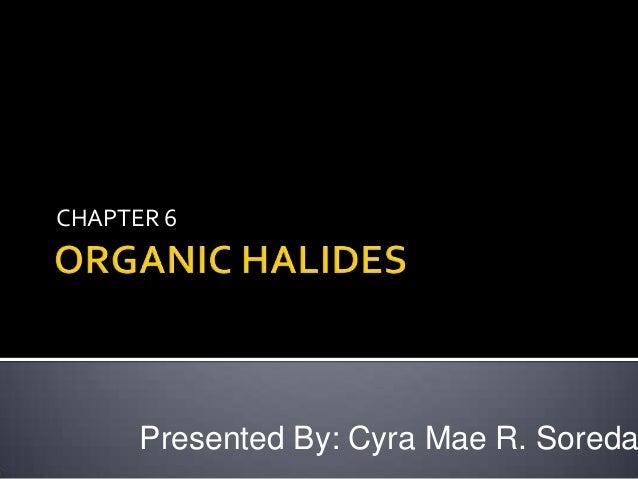 CHAPTER 6 Presented By: Cyra Mae R. Soreda