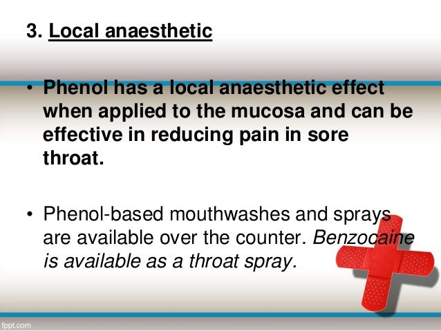 Sore Throat Diagnosis And Management For Pharmacist