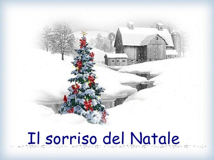 Il sorriso del Natale
