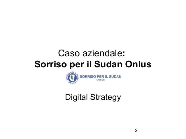 Sorriso Per Il Sudan Slide 2