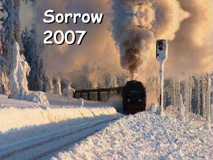 Sorrow 2007