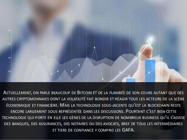 ACTUELLEMENT, ON PARLE BEAUCOUP DE BITCOIN ET DE LA FLAMBÉE DE SON COURS AUTANT QUE DES AUTRES CRYPTOMONNAIES DONT LA VOLA...