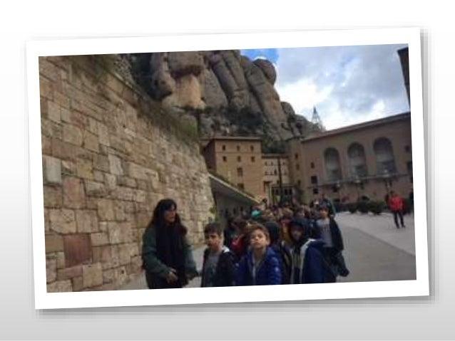 Sortida Montserrat 2n Primària
