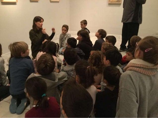 Sortida Museu Picasso 3r Primària