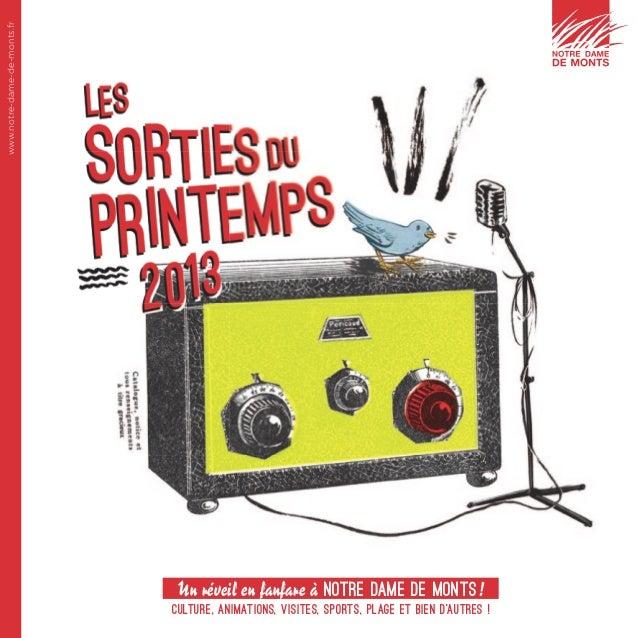 www.notre-dame-de-monts.fr                              Un réveil en fanfare à Notre Dame de Monts !                      ...