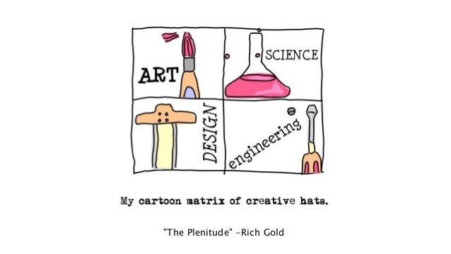 """The Plenitude"" -Rich Gold"