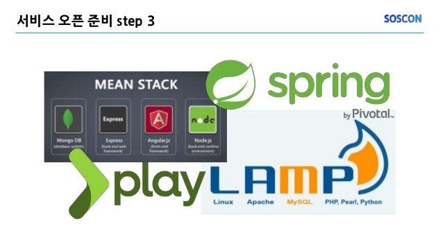 서비스 오픈 준비 step 3