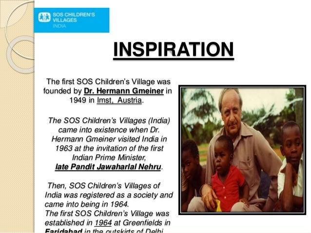 SOS Children's Village Of India