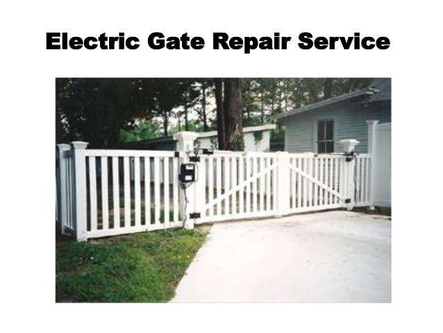 Garage Door And Electric Gate Repair Services In California