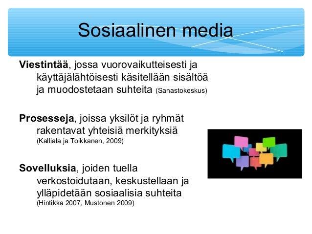 sosiaalinen media x mitoitettu pieni rinta