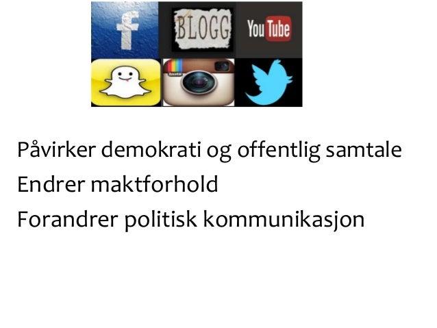 Sosial demokratisering