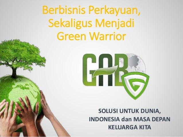 3 PILAR YANG SALING MEMPERKUAT INDUSTRI KAYU Membutuhkan kampanye penghijauan dan penanaman pohon untuk bahan baku sekalig...