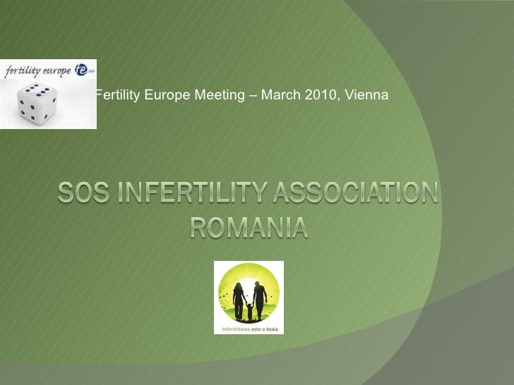 Fertility Europe Meeting – March 2010, Vienna