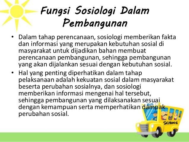 Kelas X Semester 1 Sosiologi Bab 1 Sosiologi
