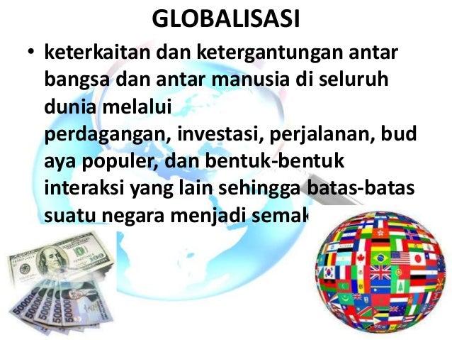 Globalisasi dan Penguatan Dunia Kesehatan. Sosiologi. By ...