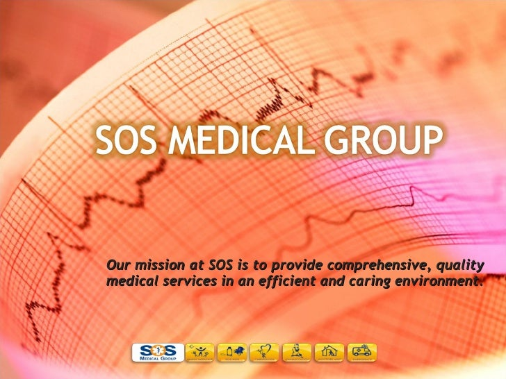 Our mission at SOS is to provide comprehensive, quality medical services in an efficient and caring environment.