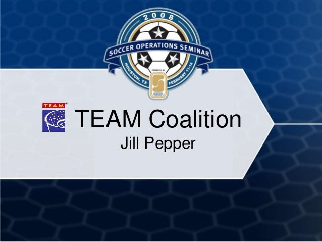 TEAM Coalition  Jill Pepper