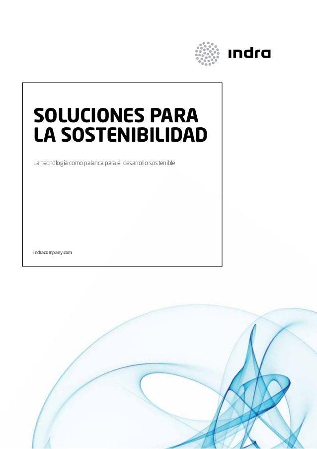 loren ipsum  SOLUCIONES PARA LA SOSTENIBILIDAD La tecnología como palanca para el desarrollo sostenible  indracompany.com