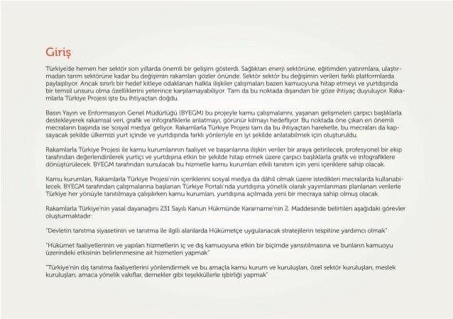 Rakamlarla Türkiye : Sosyal Güvenlik Slide 2