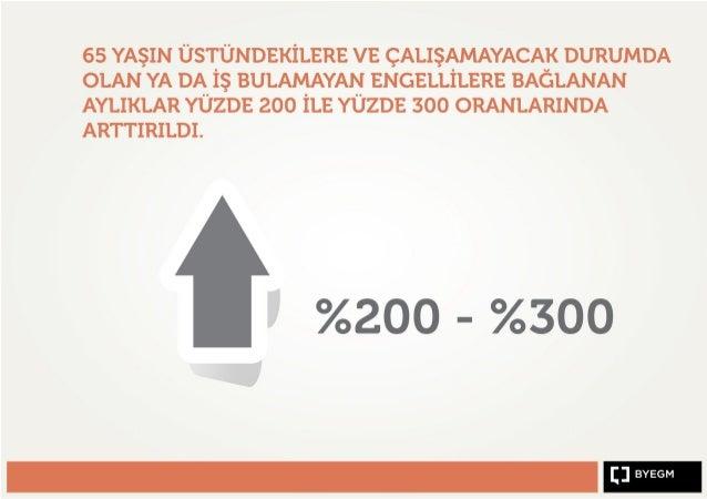 Rakamlarla Türkiye : Sosyal Güvenlik Slide 3