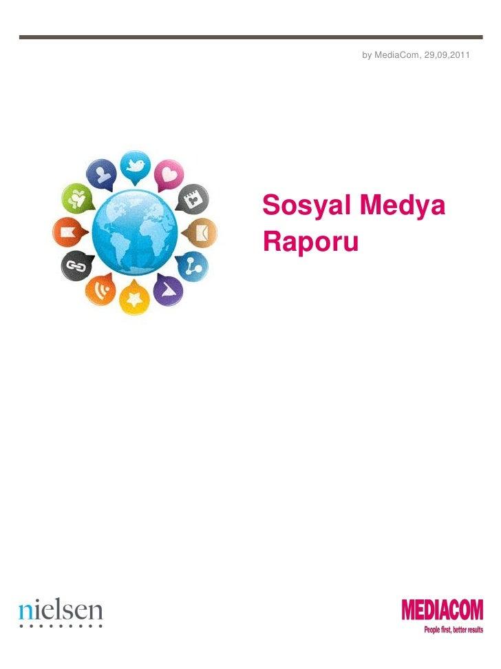 by MediaCom, 29,09,2011Sosyal MedyaRaporu