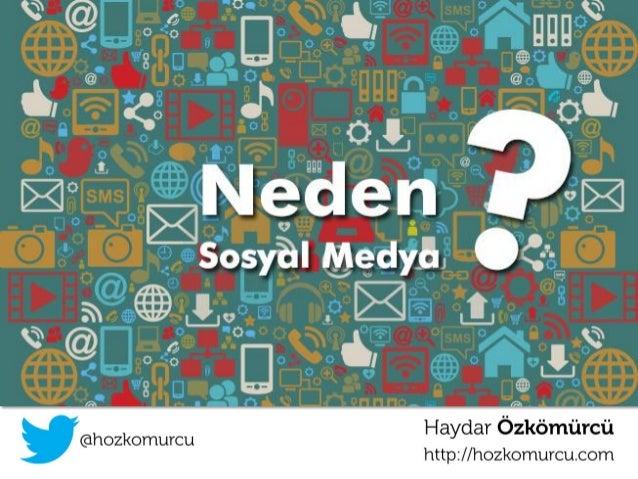 Sosyal Medya ve Eğitim