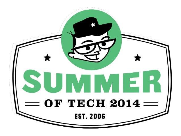 ! How to write a better resume + Resume Workshop John Clegg - Summer of Tech