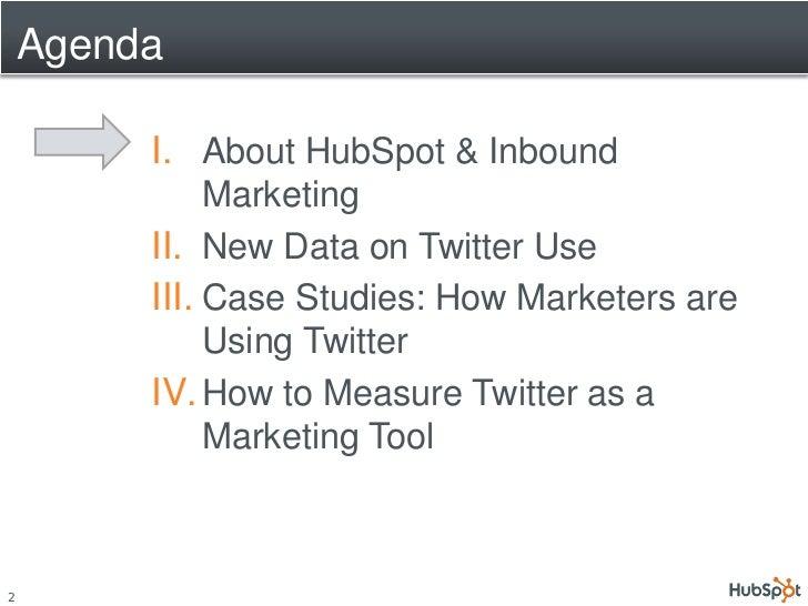 Webinar Slides: State of the Twittersphere Slide 2