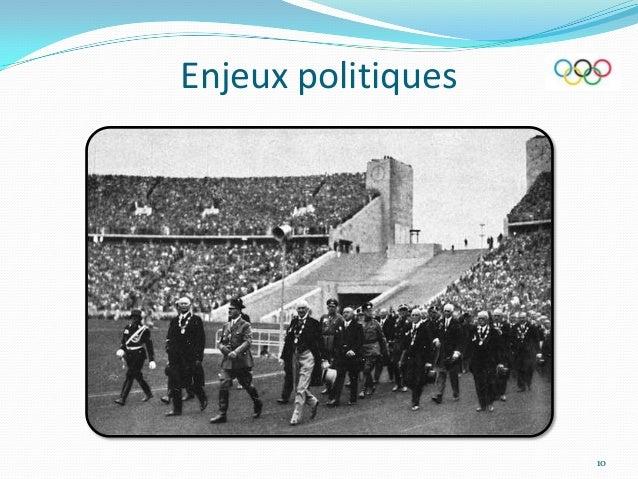 Enjeux politiques  10